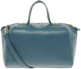Asos Bowler Bag With Metal Keepers