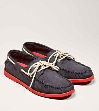 American Eagle AEO Canvas Boat Shoe