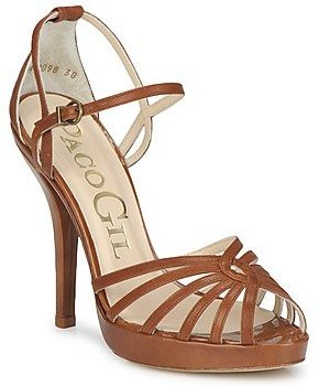 Paco Gil STAR NOUL women's Sandals in Brown