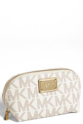 MICHAEL Michael Kors 'Jet Set Signature' Cosmetics Bag