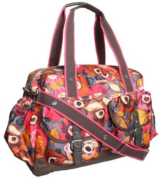 Oilily Primrose Baby Bag (Grey) - Bags and Luggage