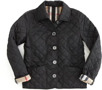Burberry Mini Westbury Quilted Jacket
