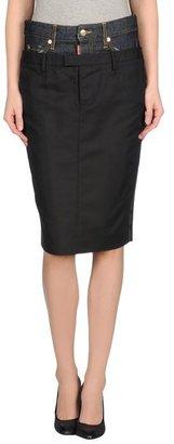 DSquared DSQUARED2 Knee length skirt