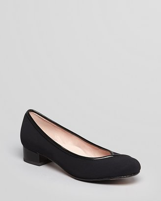 Taryn Rose Pumps - Janison Stretch Low Heel