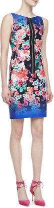 Nanette Lepore Venice Beach Floral-Print Dress