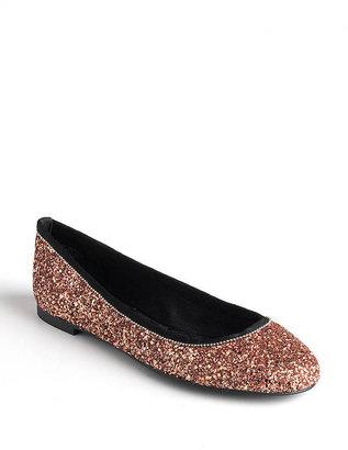 Boutique 9 Aldenia Glitter Ballet Flats