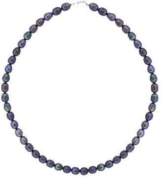 Lord & Taylor Peacock Freshwater Pearl Necklace