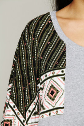 Free People Festival Sleeved Pullover