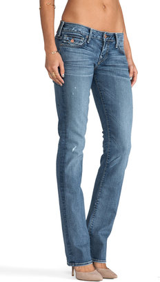 True Religion Billy Low Rise Straight