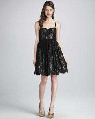 Alice + Olivia Yelle Tulle Dress