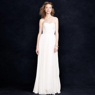 J.Crew Arabelle gown