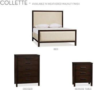 Pottery Barn Collette Bedside Table