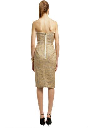 Chris Benz Countryside Corset Dress