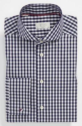 Eton Slim Fit Shirt Blue 15.5