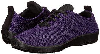 ARCOPEDICO LS (Black) Women's Lace up casual Shoes