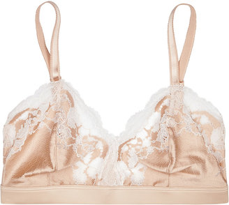 Wacoal Lace Affair Blush Soft-cup Bra