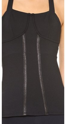 So Low Solow Bustier Camisole