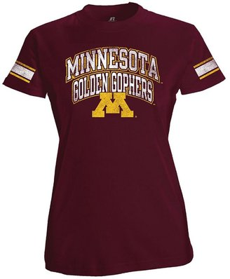 Russell Athletic minnesota golden gophers campus tee - women