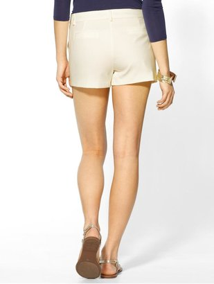 Juicy Couture C.Luce Two-Tone Shorts