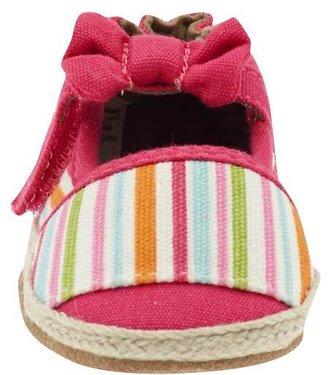 Robeez Stripe Espadrille (Infant)
