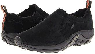 Merrell Jungle Moc Waterproof (Black) Men's Shoes