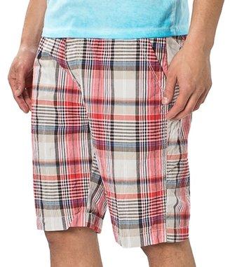 Union Men's Kiwi Plain Front Short - Prarie