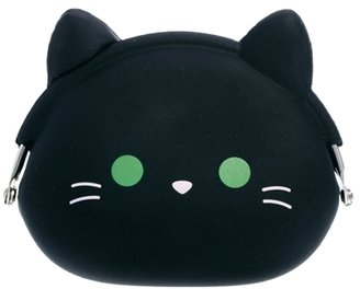 Asos Jelly Coin Purse With Cat Design
