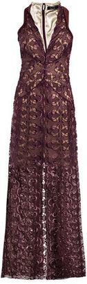Marios Schwab The Alicia Art-Nouveau lace dress