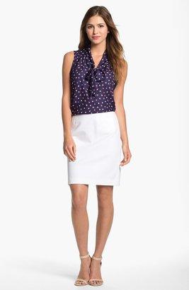 Halogen Stretch Woven Skirt