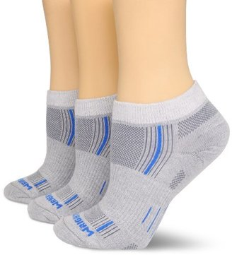 Wrightsock Women's Three-Pack of Stride Lo Socks