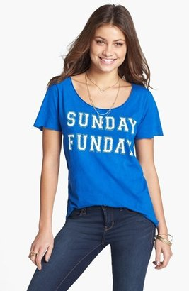 Project Social T 'Sunday Funday' Tee (Juniors)