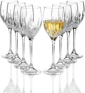 Vera Wang Wedgwood Set of 8 Fidelity Wine Glasses