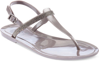 Vince Camuto Shoes, Udele Flat Thong Jelly Sandals