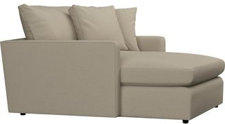 Crate & Barrel Lounge Chaise