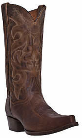 Dan Post Men's Leather Cowboy Boots - RenegadeS