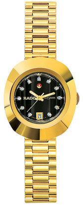 Rado Watch, Women's Automatic Original Gold PVD Stainless Steel Bracelet R12416613