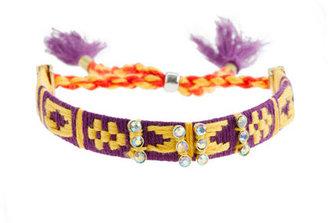 J.Crew Girls' mini-stone pattern bracelet