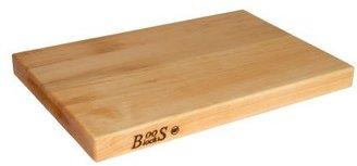 "John Boos & Co. Maple Edge-Grain Cutting Board, 12"" x 18"" x 11⁄2"""