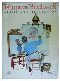 Rockwell L. Brook Rare Books Artist & Illustrator