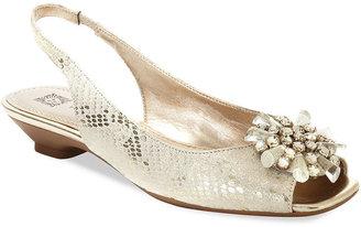 Anne Klein Shoes, Junior Low Heel Pumps