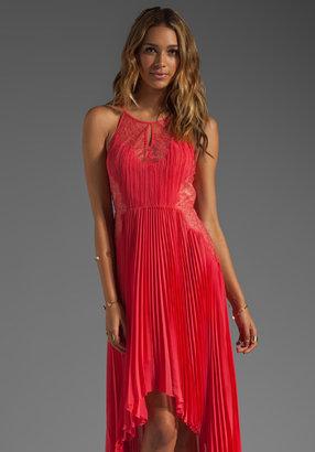 BCBGMAXAZRIA Hi-Low Dress