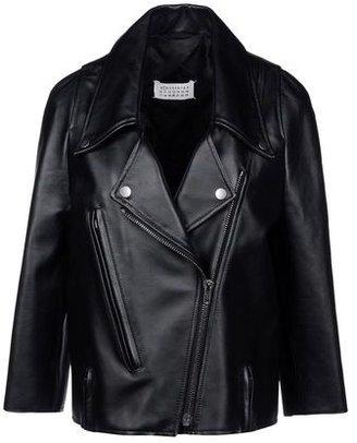 Maison Martin Margiela 1 Leather outerwear