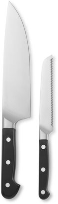 Zwilling J. A. Henckels Pro 2-Piece Set, Chef's Knife & Serrated Utility Knife