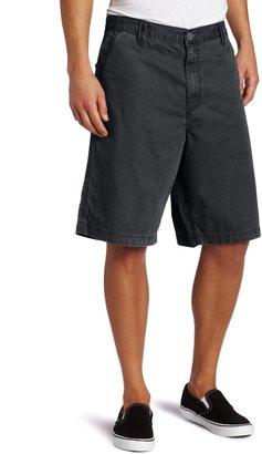Dickies Men's 11 Inch Regular Fit Herringbone Short