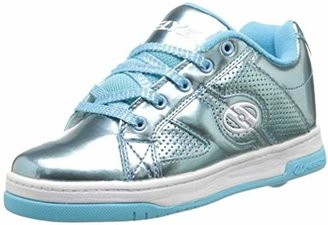 Heelys Split Chrome Skate Shoe (Toddler/Little Kid/Big Kid) $52.68 thestylecure.com