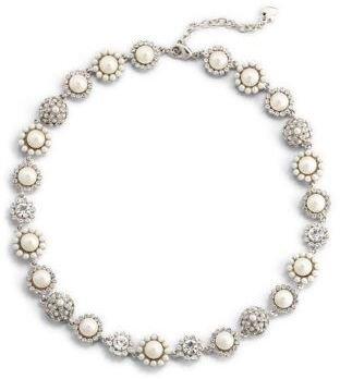 Carolee Florette Collar Necklace