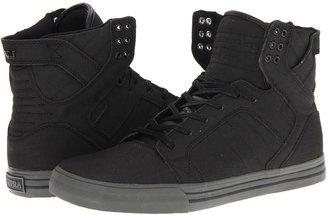 Supra Skytop (Black/Grey) - Footwear