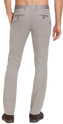 GUESS by Marciano Garage Grey Suit Pant – Super Slim Fit