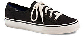 "Keds Double Up"" Sneakers - Black"