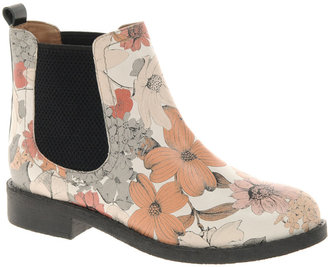 Asos ATHENS Leather Chelsea Ankle Boots